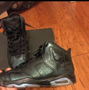Air Jordan Retro 6 All Star Chameleon